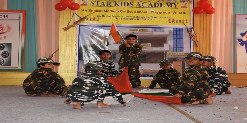 Star Kids Academy Jaipur Rajasthan