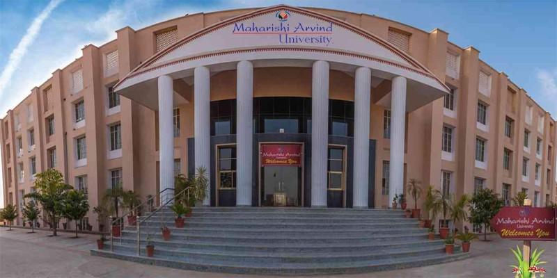 Maharishi Arvind University Jaipur Rajasthan