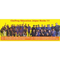 CLATPREP EDUCATION, JAIPUR, INDIA.