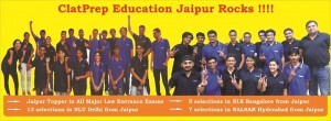 CLATPREP EDUCATION, JAIPUR, INDIA.